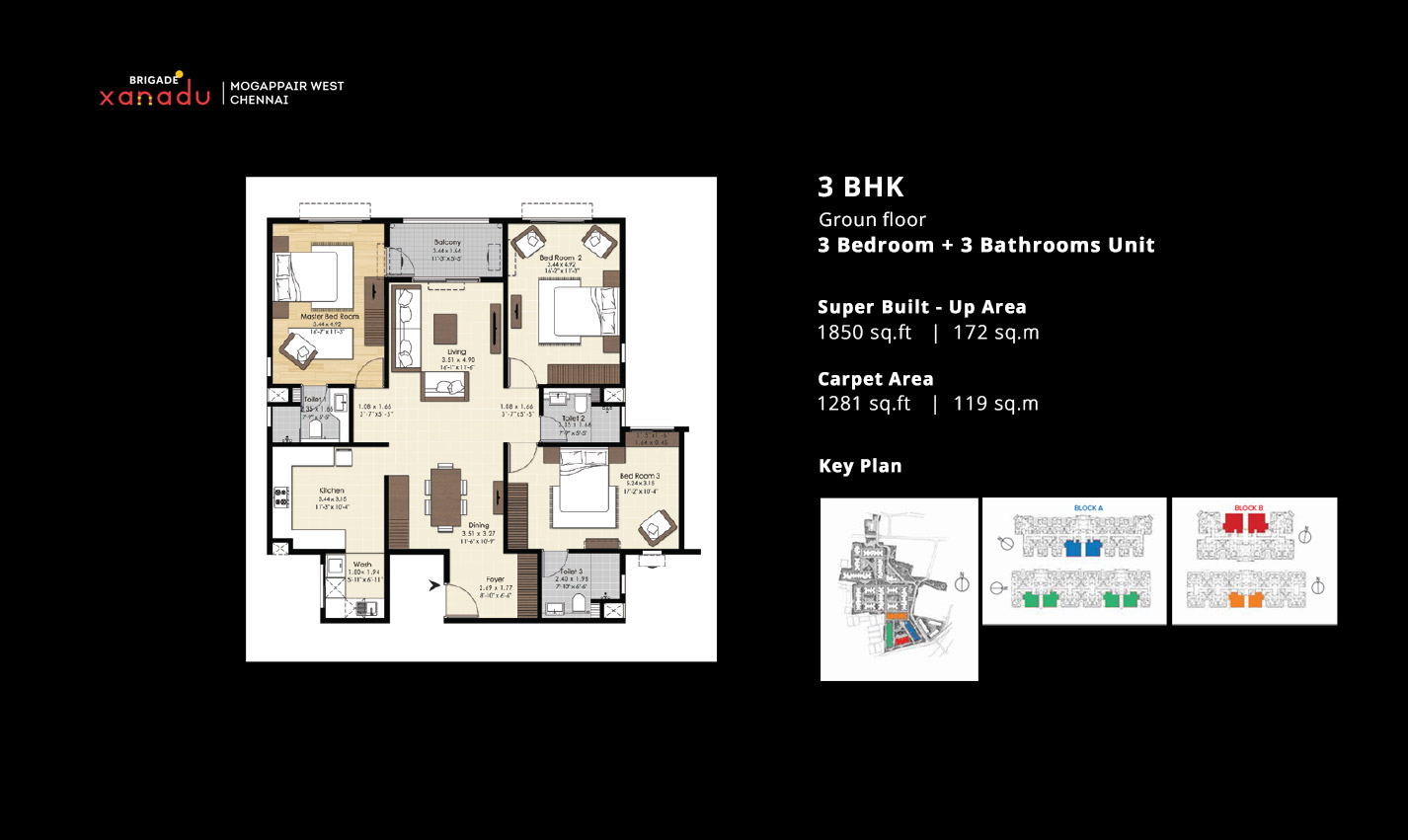 brigade-xanadu-2-bhk-floor-plan-mogappair-west